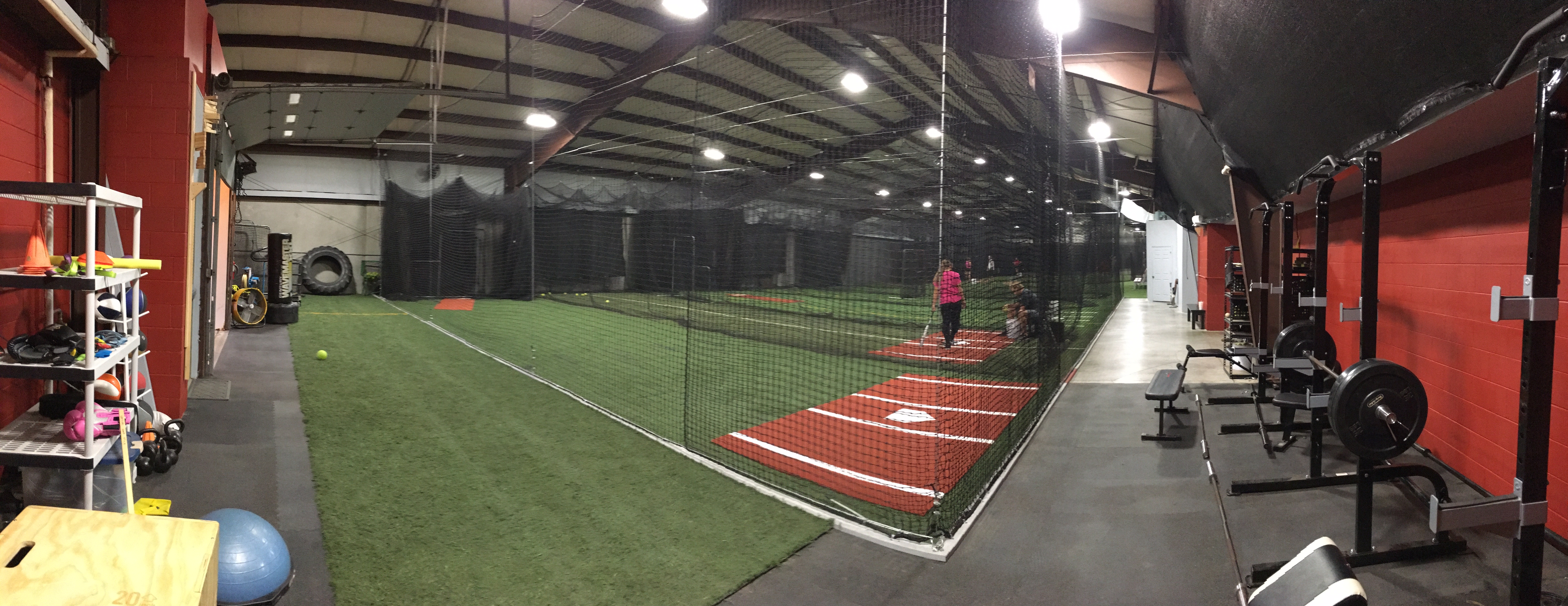 Facility Panoramic